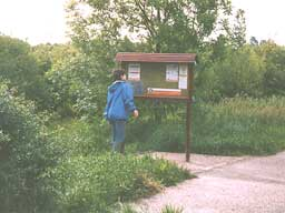 original notice board (2003)